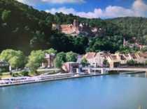 Penthouse mit Blick auf Schloss