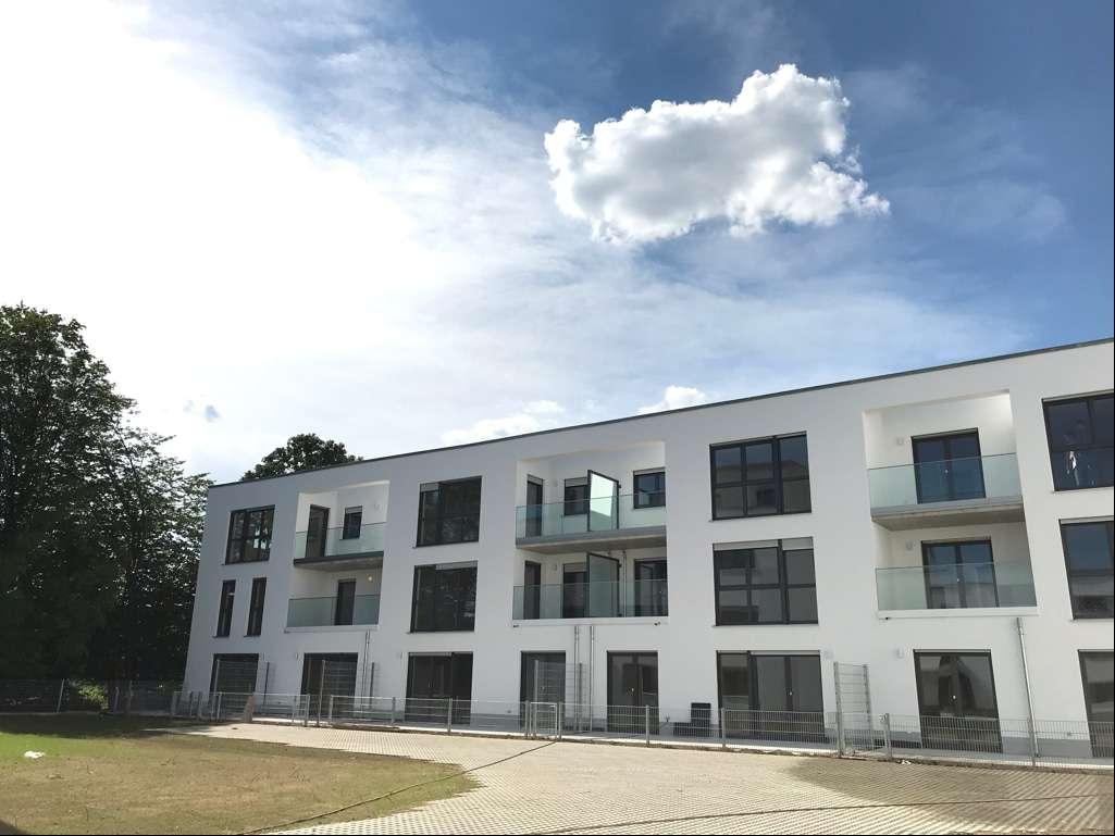 2-Zimmer-Neubauwohnung mit gemütlicher Loggia