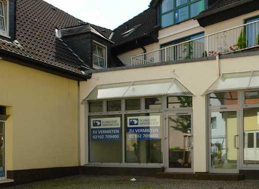 Modernes Ladenlokal mit vielen Nutzungsmöglichkeiten in der Ratinger Fußgängerzone !