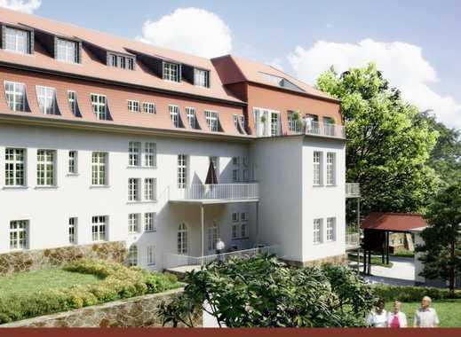 Erstbezug - 3 Zimmer mit großem Balkon und Gäste-WC  (WE 42)