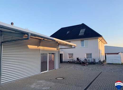 Einmalige Chance in Mellendorf! Vermietete Kapitalanlage   MFH + Anbau   537 ² Wfl.