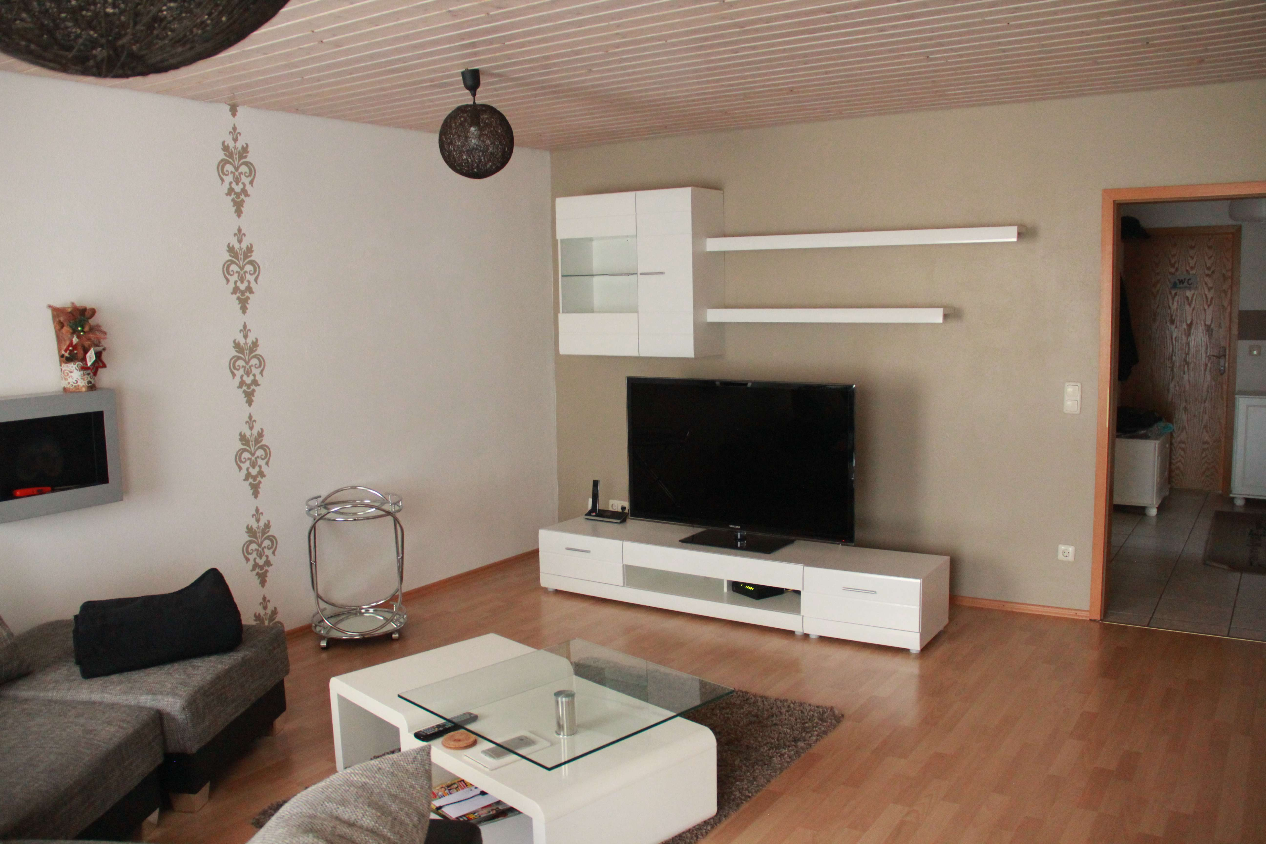 Gepflegte 4-Zimmer-Wohnung mit Balkon und Einbauküche in Reichertshofen in