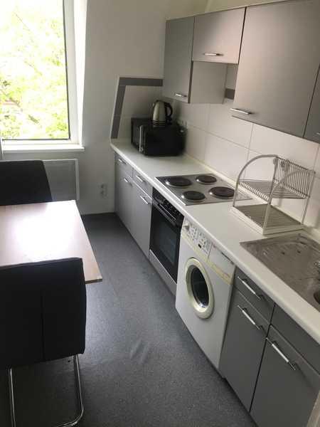 Schön möblierte Wohnung in St.-Johannis/Nürnberg in Sandberg