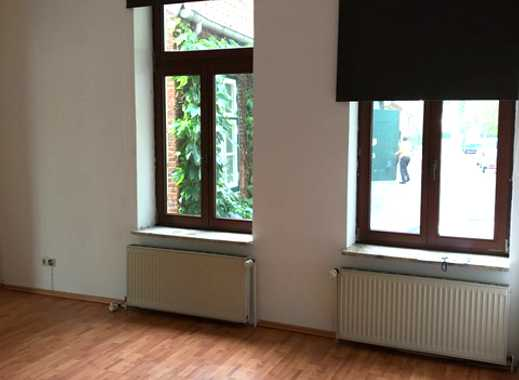 Möblierte 4 Zimmer Wohnung mit Gartenanteil und Blick ins Grüne