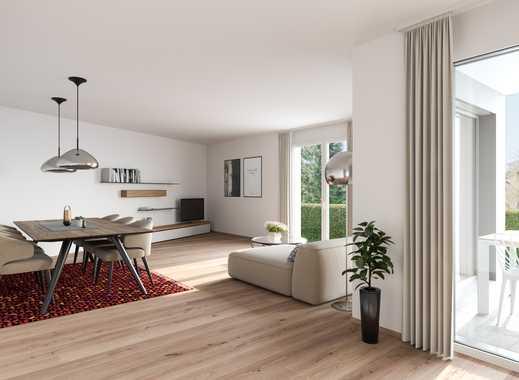Herrliche 3-Zimmer-Wohnung mit schönem Garten (B03)