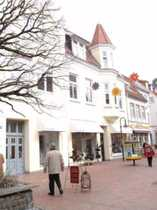 Schleswig Kornmarkt Fußgängerzone aparte 5Zi