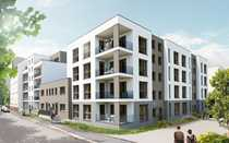 SS Immobilien - Stadthaus Eisenstraße - Neubau - WE 21 - 2 Zimmer Wohnung