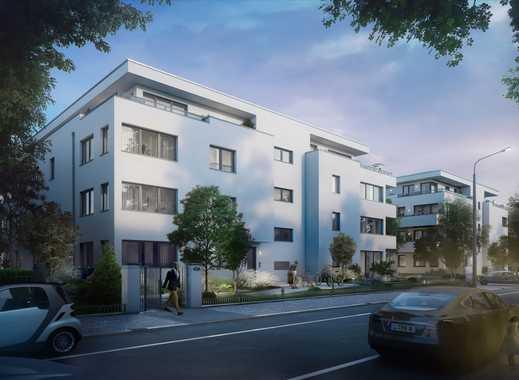 Exklusive Neubau 4-Zimmer-Obergeschosswohnung ohne Provision direkt vom Bauträger