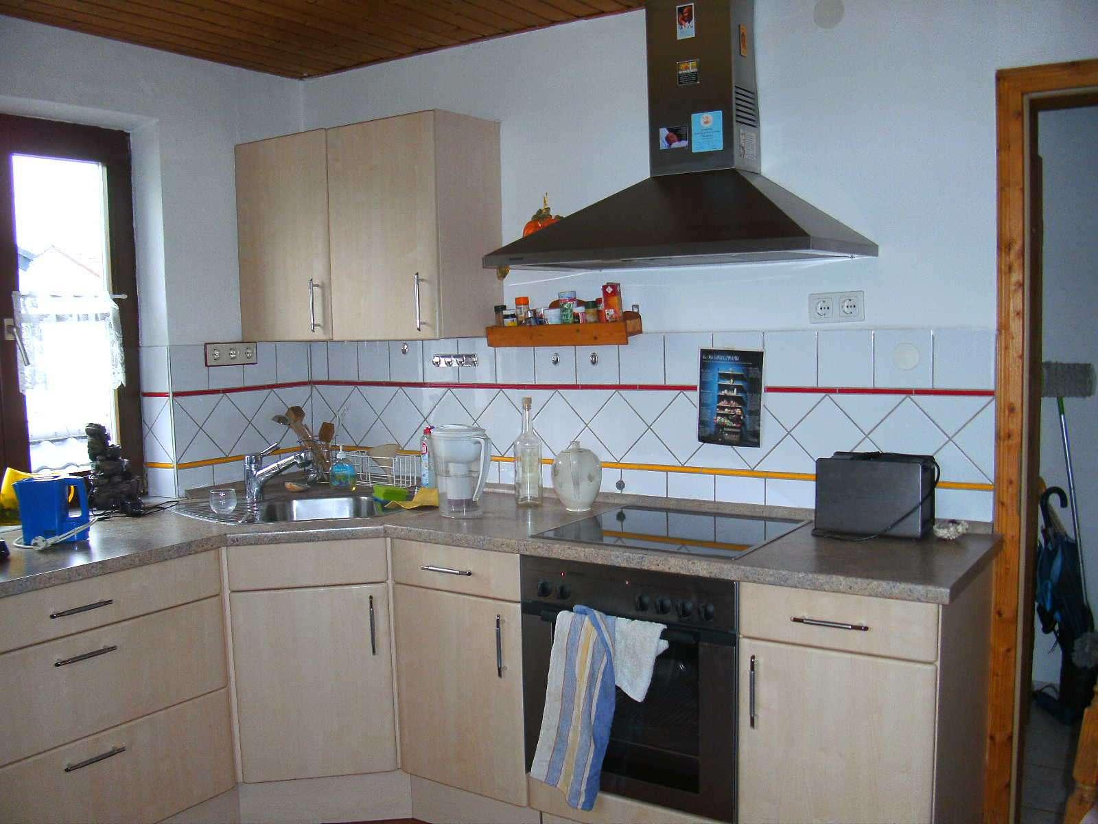 Attraktive 3-Zimmer-Wohnung möbliert mit Einbauküche in Türkenfeld