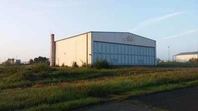 Lagerhalle Gebäude 323