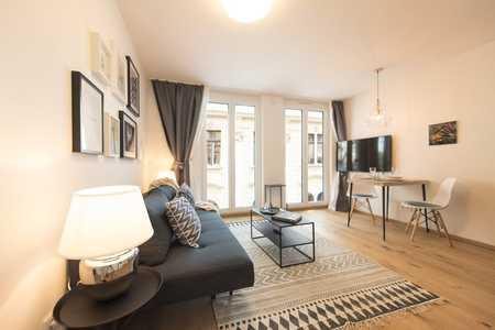 www.marianne-munich.de Möblierte 2, 3 & 4-ZImmer Wohnungen in München-Lehel / furnished apts Munich in Lehel (München)