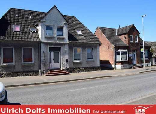 Zentrumsnah in Husum! 2 Mehrfamilienhäuser mit 9 voll vermieteten Wohneinheiten und einer super Rend