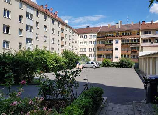 1-Zimmer-Wohnung in ruhiger und doch zentraler Wohnlage hinter dem Plärrer