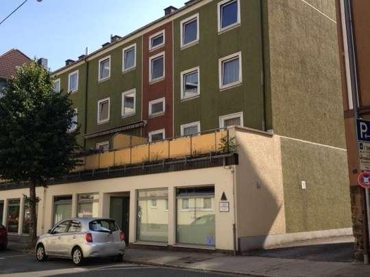 hwg - Stadtnahe Etagenwohnung mit Terrasse!