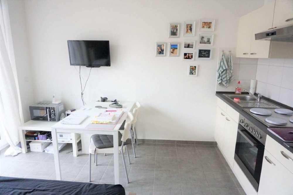 ARNOLD-IMMOBILIEN: Single-Appartement in zentraler Lage nur für Studenten und Azubis in