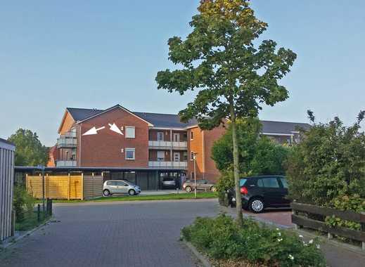 Moderne  Komfort-Neubau-Wohnung in Büsum mit Carport- alle Extras im Preis enthalten