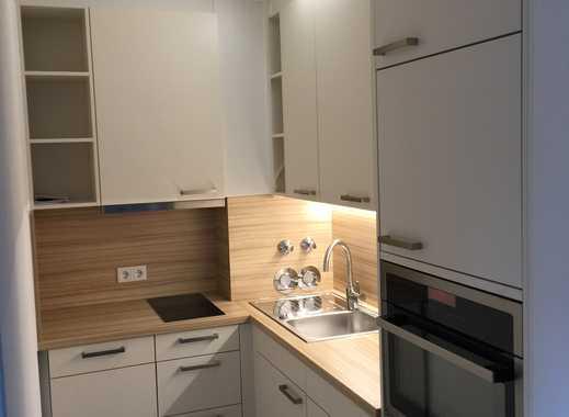 Schönes 1-Zimmer-Appartment mit Balkon/Terasse/Tiefgarage in zentraler Lage