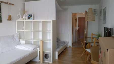 Gepflegte Wohnung mit einem Zimmer sowie Balkon und Einbauküche in Bayreuth in Altstadt/Glocken/Geigenreuth (Bayreuth)