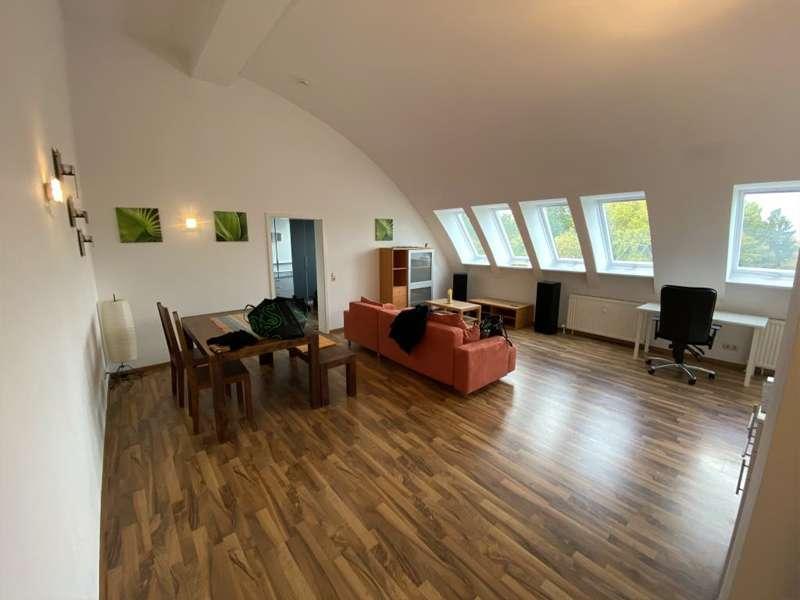 2-Zimmer-Apartment direkt am Fürther Stadtpark in Stadtpark / Stadtgrenze (Fürth)