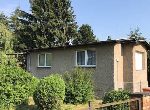 Handwerkerobjekt Haus mit Keller im Bungalowstil in Biesdorf Süd