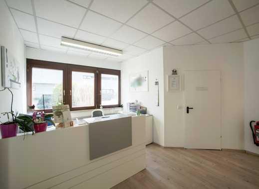 Repräsentative 130 m² EG Praxis-& Bürofläche mit Sektionaltor in Degerloch *vis á vis Mercedes-Benz*
