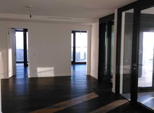 PROVISIONSFREI! HENNINGER TURM Exclusive vier Zimmer Wohnung mit EBK