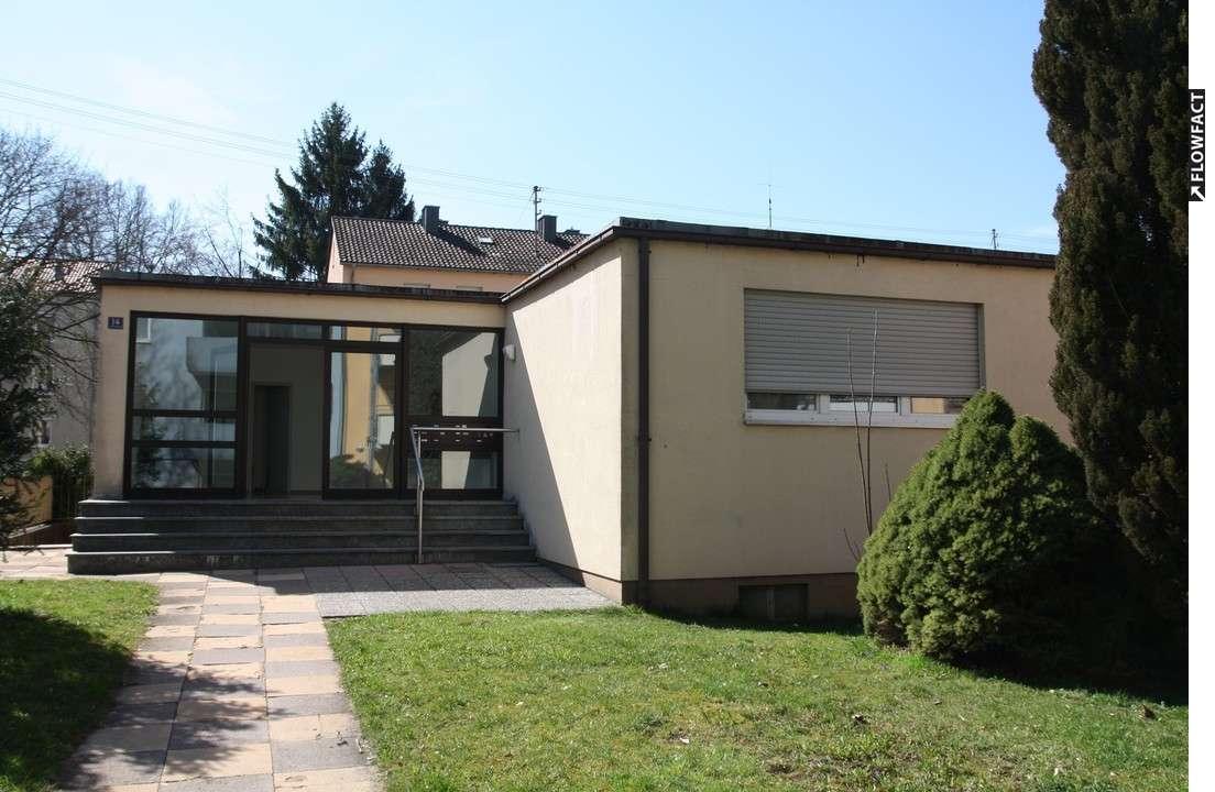 Toll geschnittenes 1 Zimmer-Appartement in Friedberger TOP-Lage