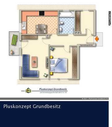 Wohnung Liebenau