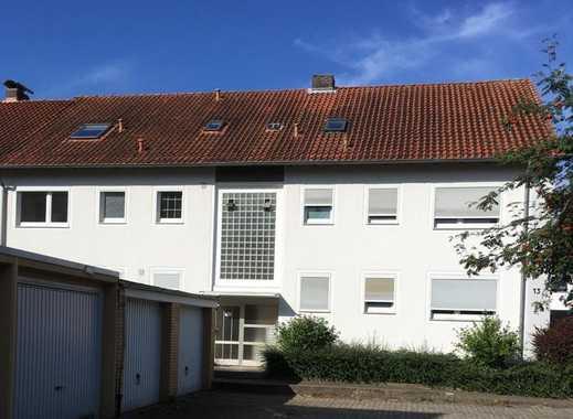 Schöne 3 - 4 Zimmer-Wohnung über 2 Etagen mit Balkon !