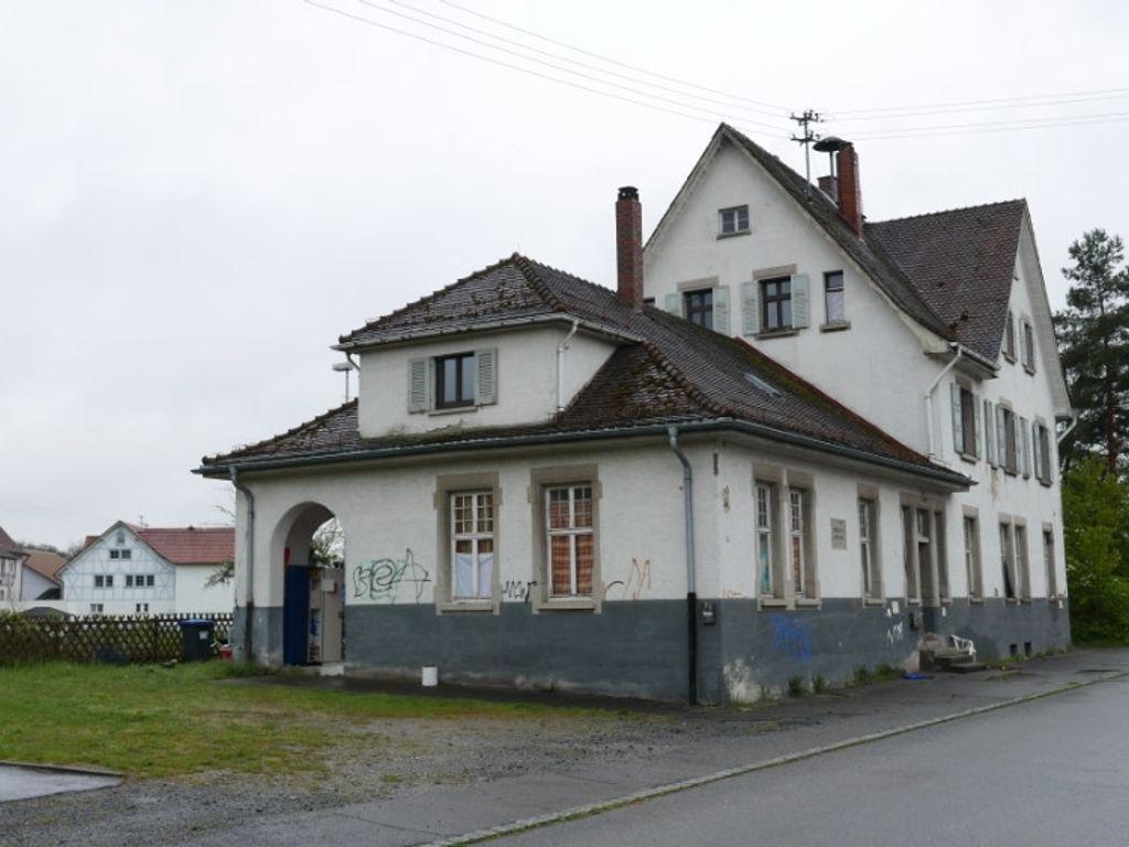 Bahnhof Mochenwangen