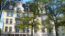 Luxus-Stil-Altbau-Büro voll möbliert