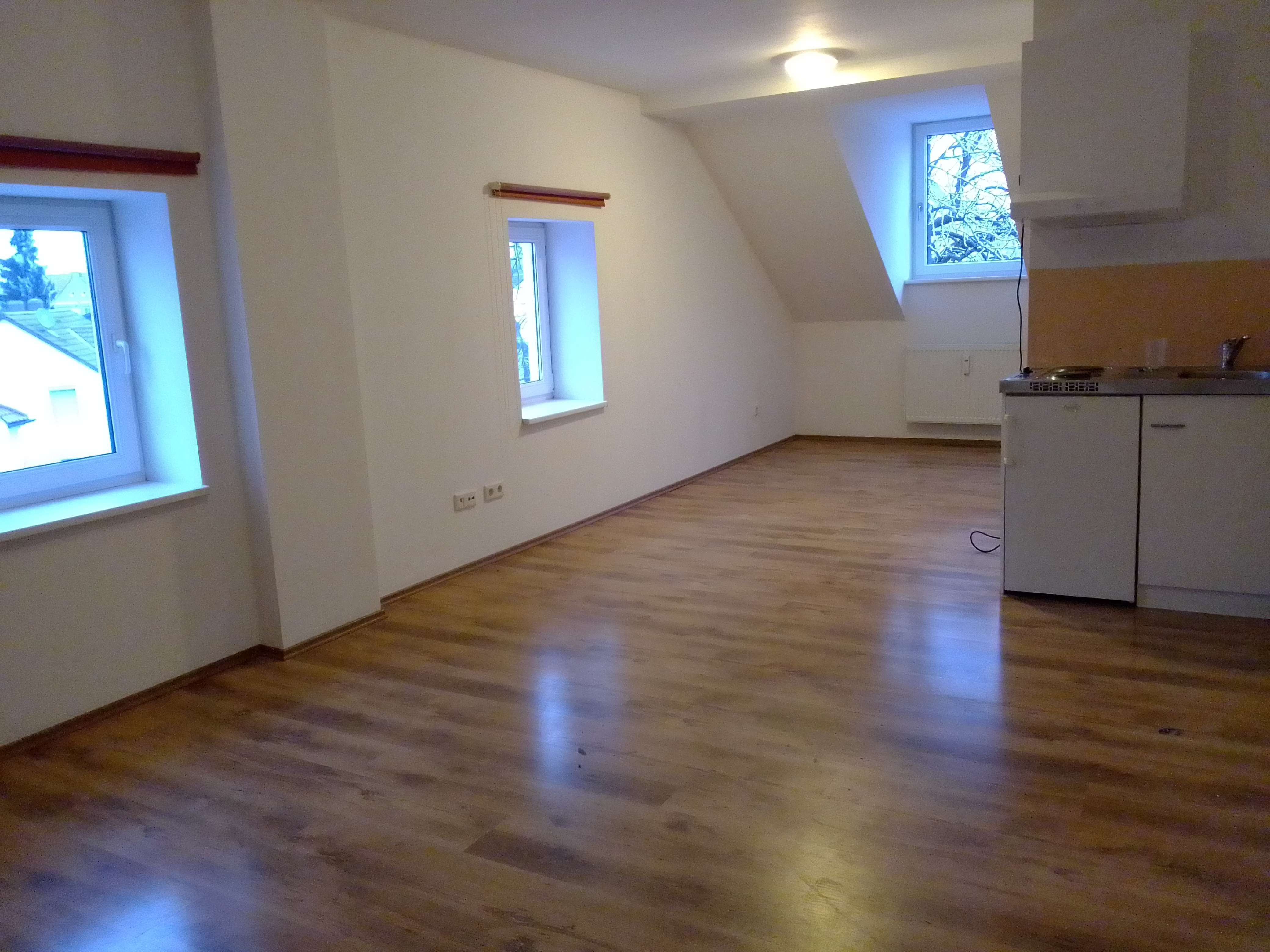 1-Zimmer-Wohnung in Straubing für Nichtraucher in