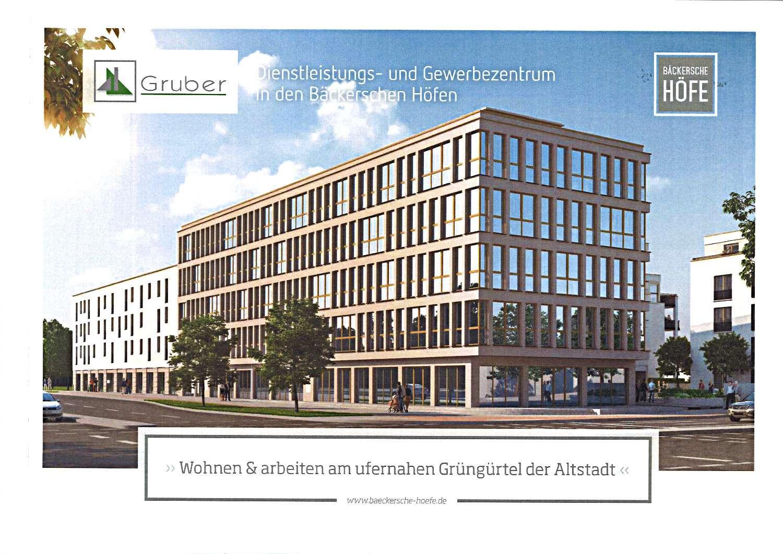 Schöne 2-Zi.-Wohnung mit südlich ausgerichtetem Balkon in gepflegter Wohnanlage im 2.OG in Stadtamhof (Regensburg)