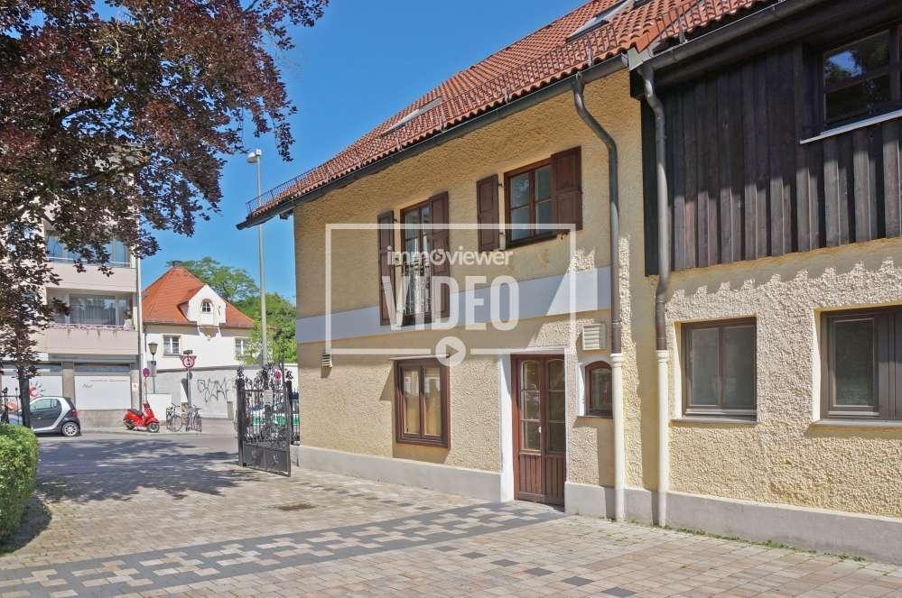 Gemütliche Wohnung mit Flair in ehemaligem Bauernhof - Mitten in Pasing... in Pasing (München)