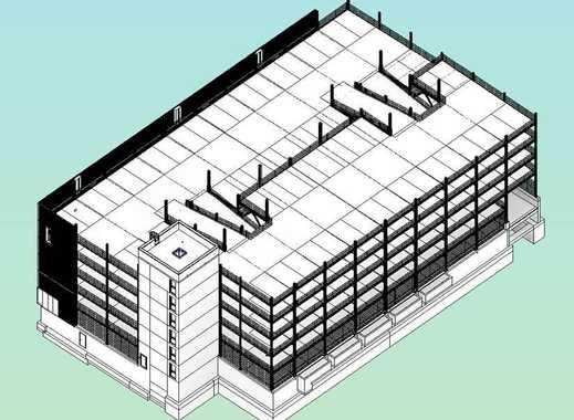 PKW-Stellplätze in privatem Parkhaus in Zuffenhausen zu vermieten