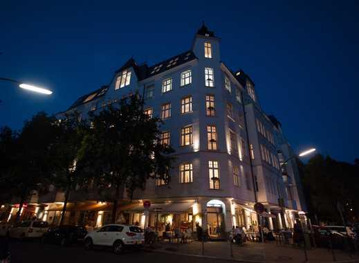 Altbau-Wohnung im Herzen von Berlin am Ludwigkirchplatz