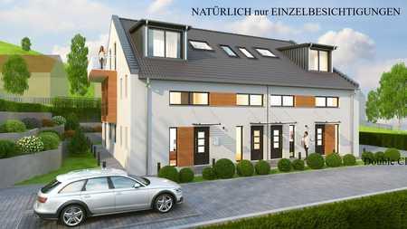 **LOFT & HAUS - CHARAKTER** in NATURIDYLLE  Moderne Neubau 2-Zi Whg m. Balkon & S-Bahnanschluss (S2) in Erdweg