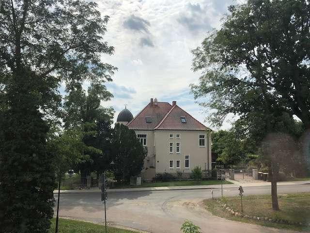 Ausblick Nachbarbebauung