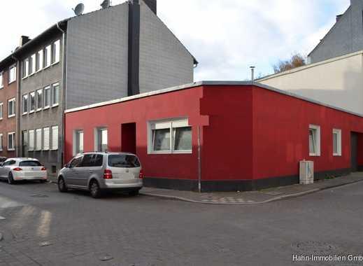 Einfamilien- Reihenendhaus mit integrierter Garage in Barmen-Innenstadt (Aufstockungsmöglichkeit!)