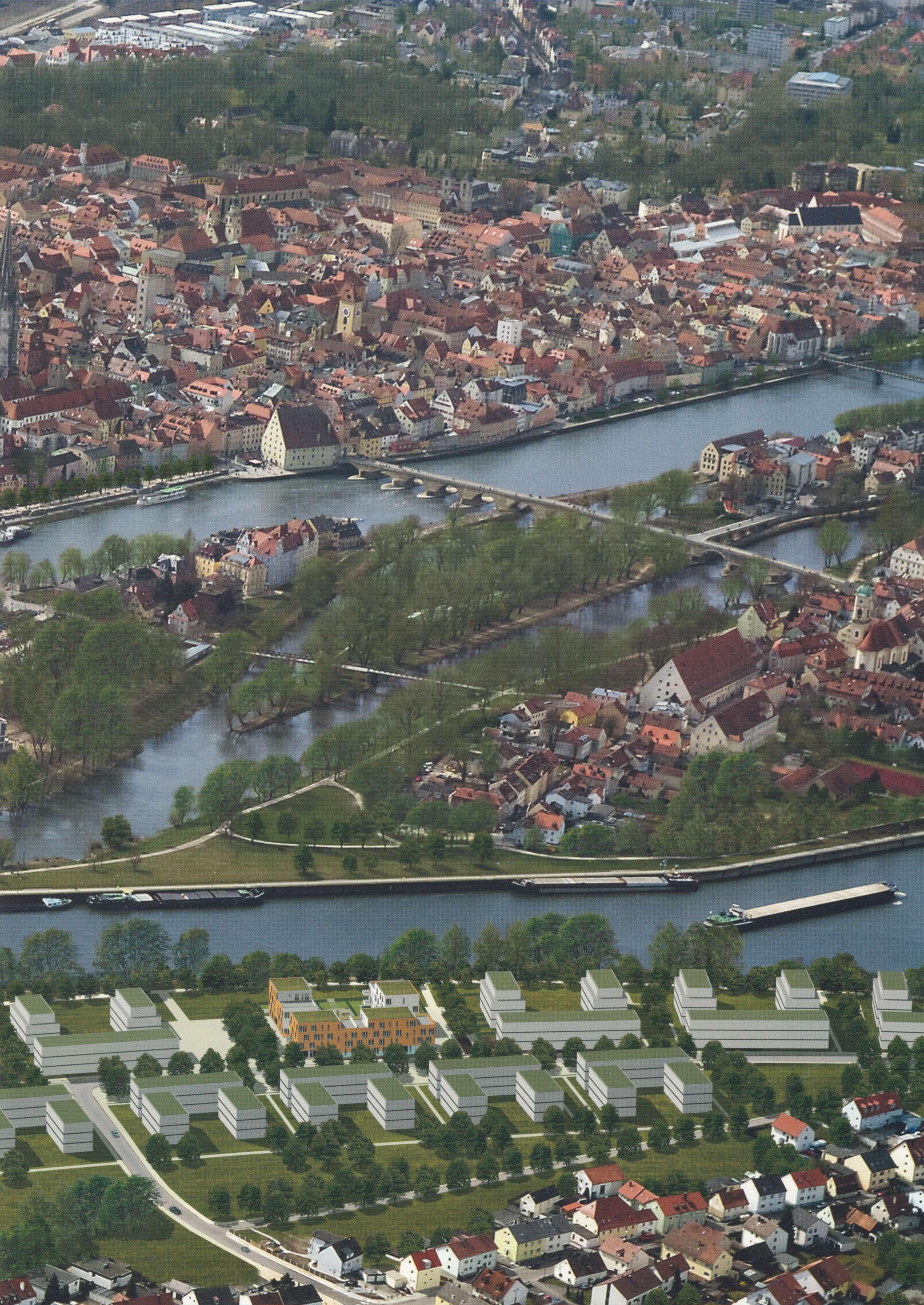 """Zeitlos schön! Sonnige 3-Zimmer ETW in Regensburg """"An den Holzgärten"""" in Weichs"""