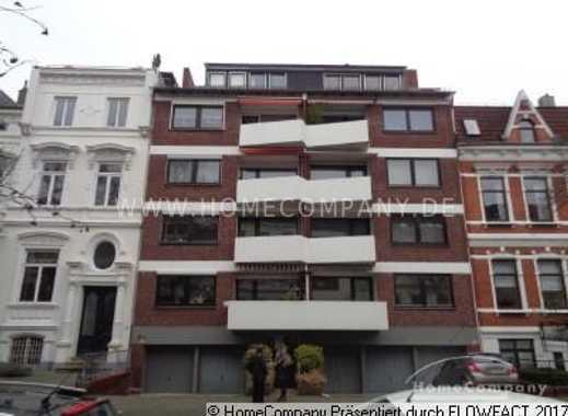 3 Zi. Wohnung mit Südbalkon im Barkhofviertel
