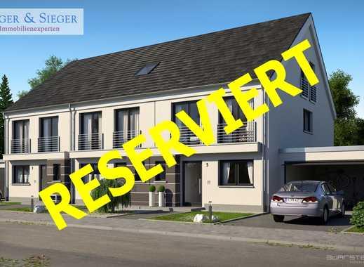 Neubau: Erstklassiges Einfamilienhaus in Bonn-Vilich mit Terrasse und Garage! Provsionsfrei!
