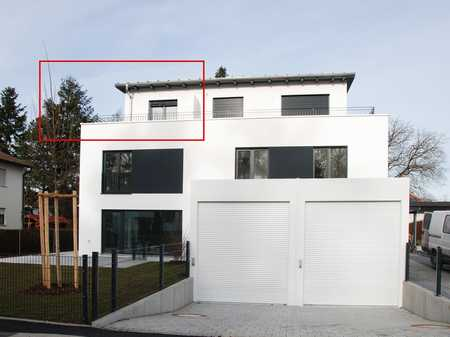 Neubau! 3-Zimmer-Dachgeschosswohnung mit umlaufender Dachterrasse        in Perlach (München)