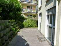 Offene 3Zi Terrassenwohnung mit Gartenanteil