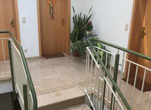 wunderschön gelegene Eigentumswohnung in Meiningen steht zum Verkauf