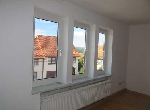 Schöne, helle 3-Raum-Wohnung mit Blick auf den Inselsberg in Leinatal
