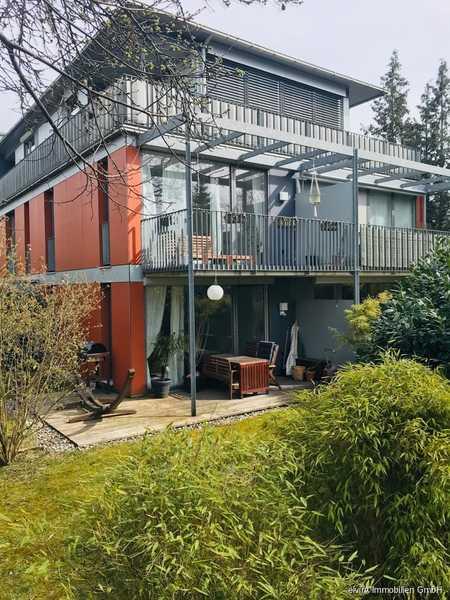 elvirA! Exklusive 3,5-Zimmer Gartenwohnung in bester Lage zwischen Moosach und Neuhausen-Nymphenburg in Moosach