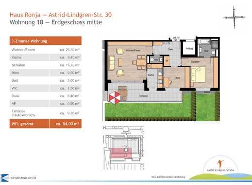 18 m² Gartenterrasse ***