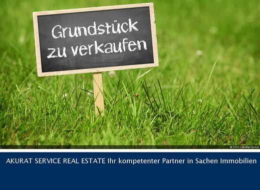 AKURAT SERVICE - Baugrundstück in zentraler Lage von Starnberg-Söcking