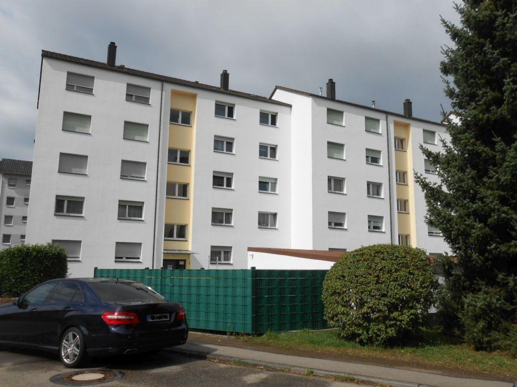Bezugsfreie 3-Zimmerwohnung ca. 72 m² im Erdgeschoß mit ...